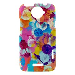 Anemones HTC One X Hardshell Case
