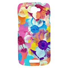 Anemones HTC One S Hardshell Case