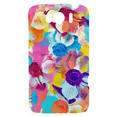 Anemones HTC Sensation XL Hardshell Case
