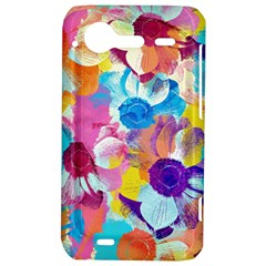 Anemones HTC Incredible S Hardshell Case