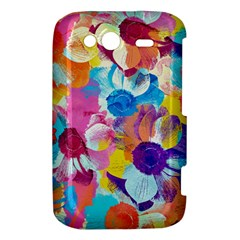 Anemones HTC Wildfire S A510e Hardshell Case