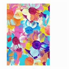 Anemones Small Garden Flag (Two Sides)