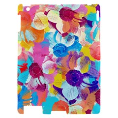 Anemones Apple iPad 2 Hardshell Case