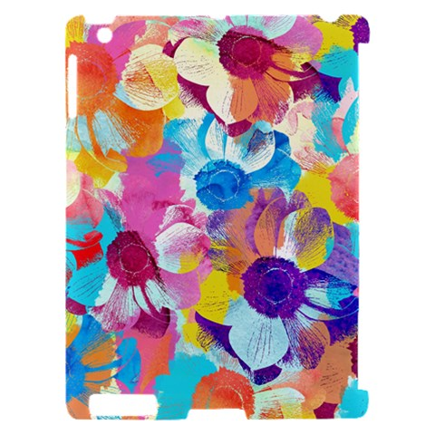 Anemones Apple iPad 2 Hardshell Case (Compatible with Smart Cover)