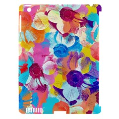 Anemones Apple iPad 3/4 Hardshell Case (Compatible with Smart Cover)