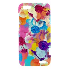 Anemones HTC One V Hardshell Case