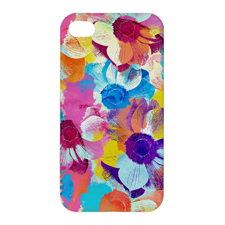 Anemones Apple iPhone 4/4S Premium Hardshell Case