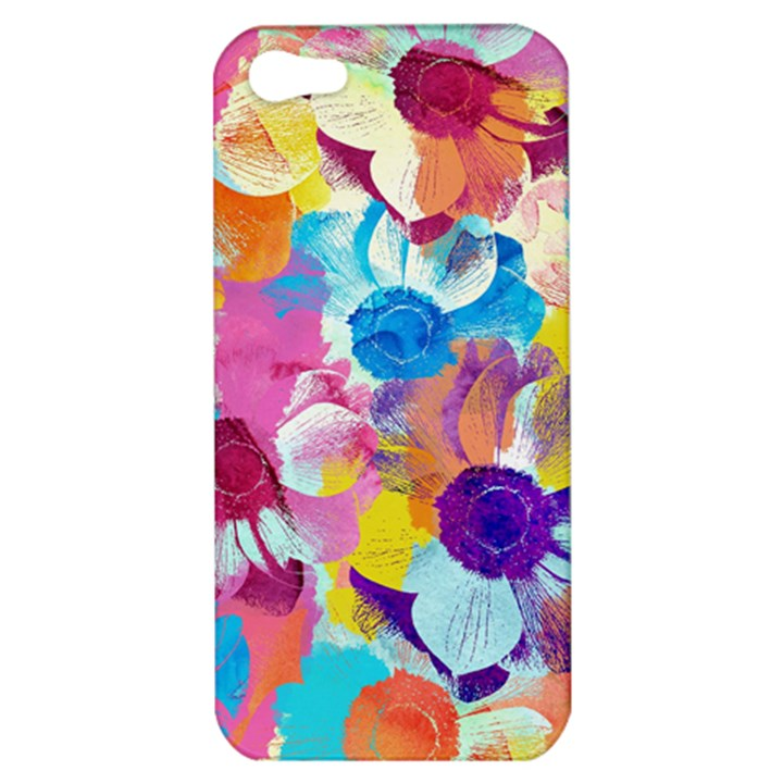 Anemones Apple iPhone 5 Hardshell Case