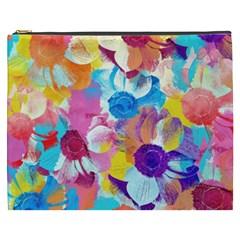 Anemones Cosmetic Bag (xxxl)