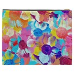 Anemones Cosmetic Bag (XXXL)  Back
