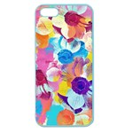 Anemones Apple Seamless iPhone 5 Case (Color) Front