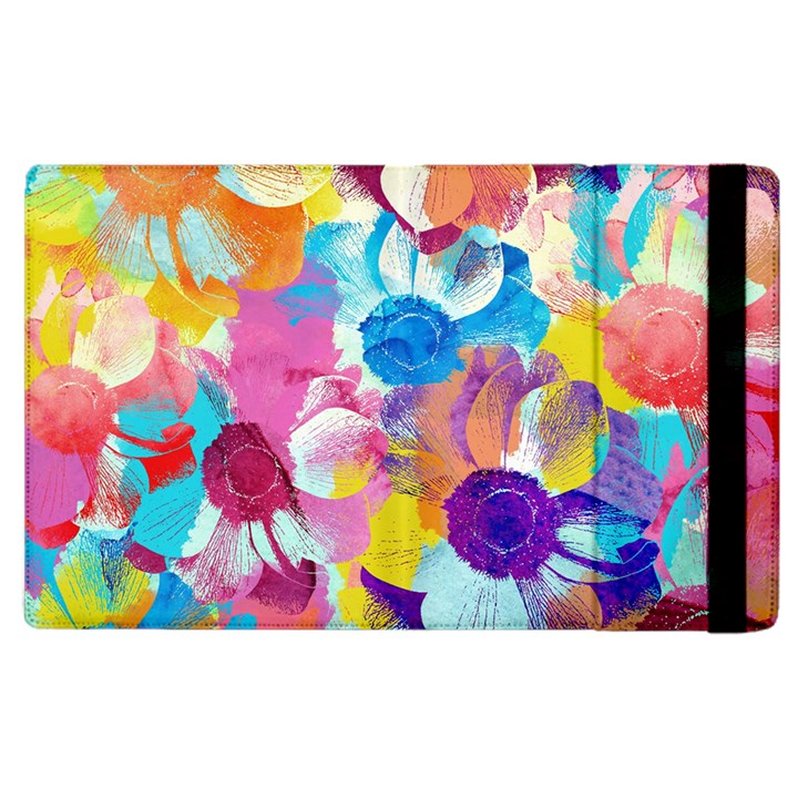 Anemones Apple iPad 3/4 Flip Case
