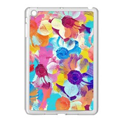 Anemones Apple iPad Mini Case (White)