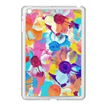 Anemones Apple iPad Mini Case (White) Front