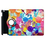 Anemones Apple iPad 2 Flip 360 Case Front