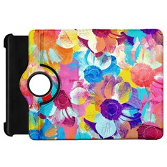 Anemones Kindle Fire Hd Flip 360 Case