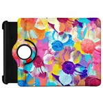 Anemones Kindle Fire HD Flip 360 Case Front