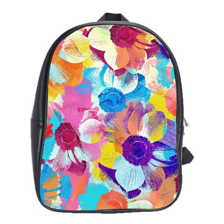 Anemones School Bags (XL)
