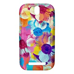 Anemones HTC One SV Hardshell Case