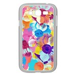 Anemones Samsung Galaxy Grand DUOS I9082 Case (White) Front