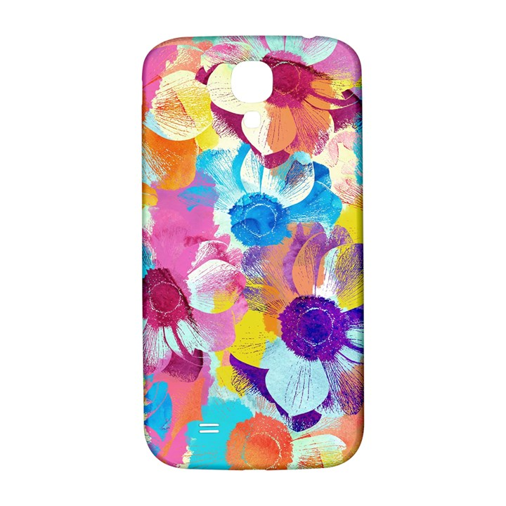 Anemones Samsung Galaxy S4 I9500/I9505  Hardshell Back Case
