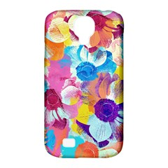 Anemones Samsung Galaxy S4 Classic Hardshell Case (PC+Silicone)
