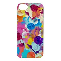 Anemones Apple iPhone 5S/ SE Hardshell Case