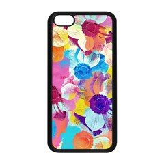 Anemones Apple iPhone 5C Seamless Case (Black)