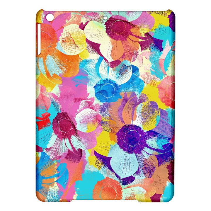 Anemones iPad Air Hardshell Cases
