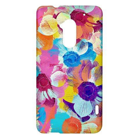 Anemones HTC One Max (T6) Hardshell Case