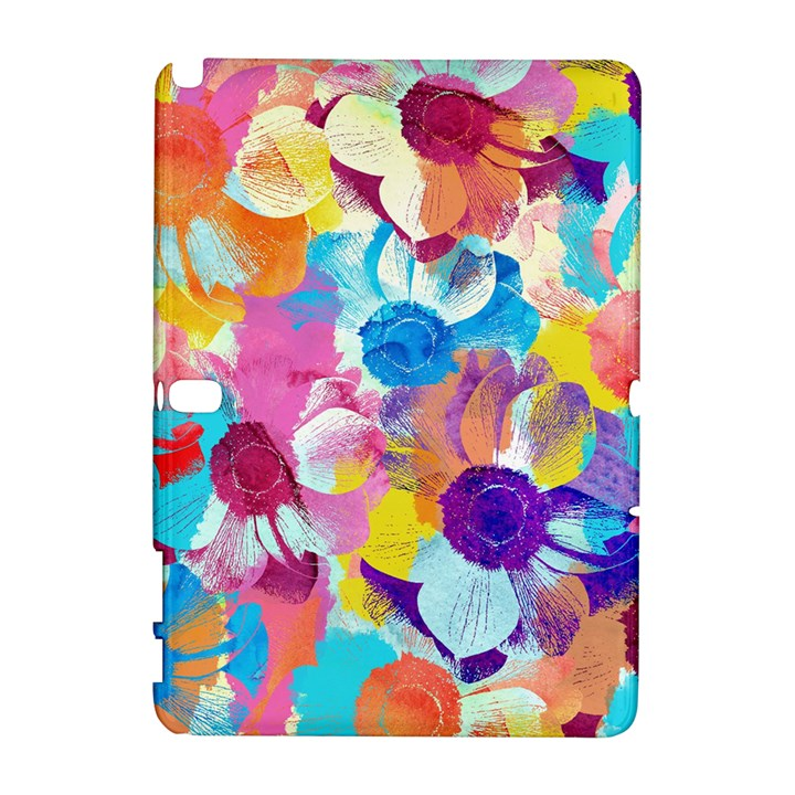 Anemones Samsung Galaxy Note 10.1 (P600) Hardshell Case