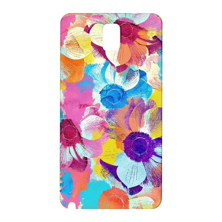 Anemones Samsung Galaxy Note 3 N9005 Hardshell Back Case