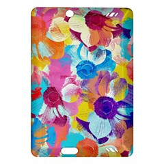 Anemones Amazon Kindle Fire HD (2013) Hardshell Case