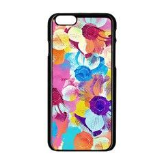 Anemones Apple iPhone 6/6S Black Enamel Case