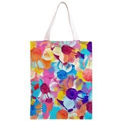 Anemones Classic Light Tote Bag
