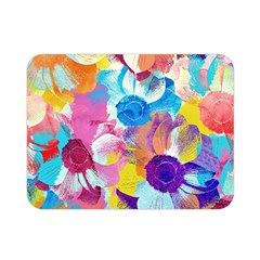 Anemones Double Sided Flano Blanket (Mini)