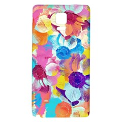 Anemones Galaxy Note 4 Back Case