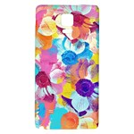 Anemones Galaxy Note 4 Back Case Front