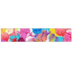 Anemones Flano Scarf (Large)