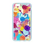 Anemones Apple Seamless iPhone 6/6S Case (Color) Front
