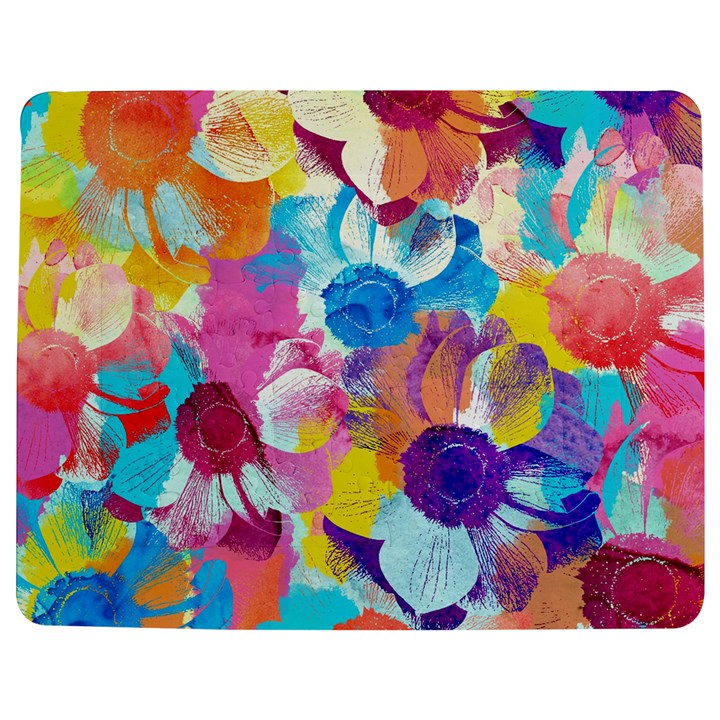 Anemones Jigsaw Puzzle Photo Stand (Rectangular)