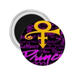 Prince Poster 2.25  Magnets Front