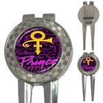 Prince Poster 3-in-1 Golf Divots Front