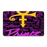 Prince Poster Magnet (Rectangular) Front