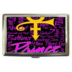 Prince Poster Cigarette Money Cases