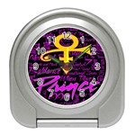 Prince Poster Travel Alarm Clocks Front