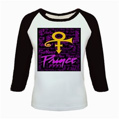 Prince Poster Kids Baseball Jerseys