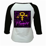 Prince Poster Kids Baseball Jerseys Back