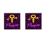 Prince Poster Cufflinks (Square) Front