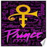 Prince Poster Canvas 12  x 12   12 x12 Canvas - 1